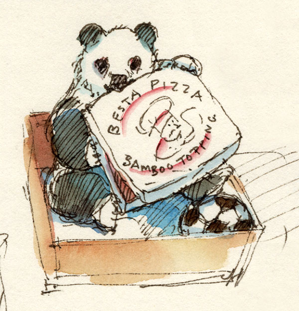 PandaPizza