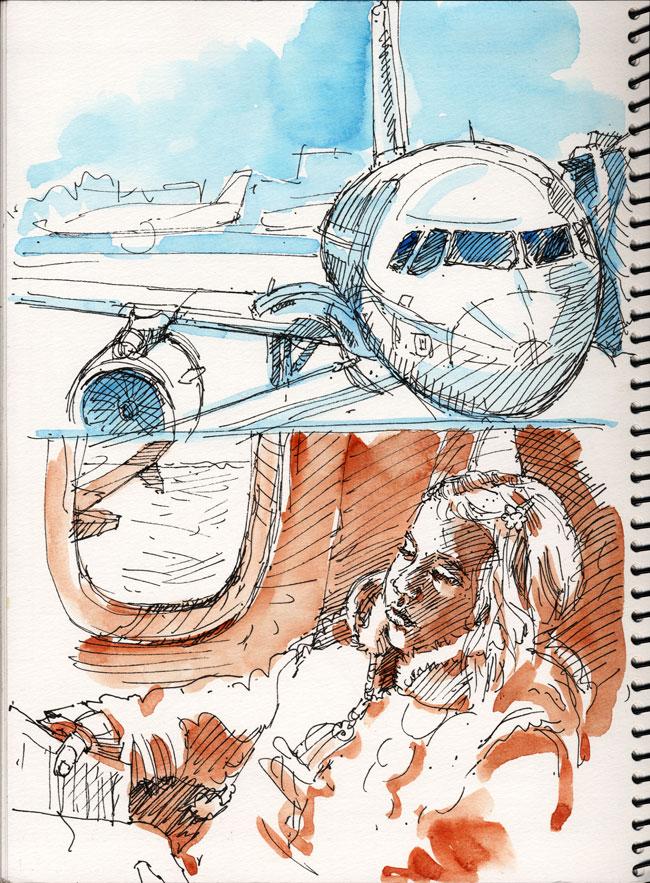 Airplane-ECS