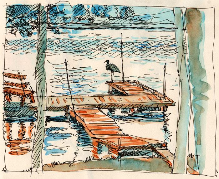 Heron-Dock