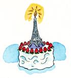CakeEiffel