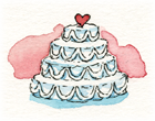 CakeWedding