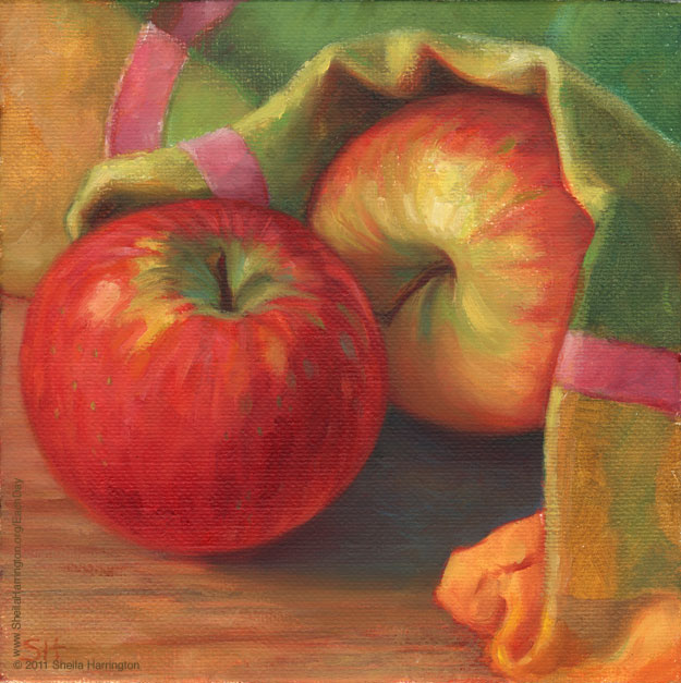 Apples-Cloth