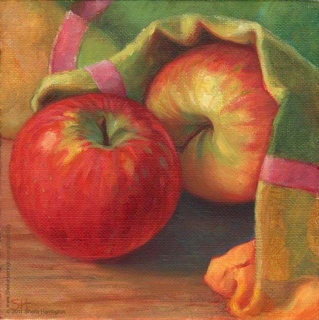 Apples-Cloth