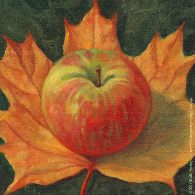 Apple-MapleLeaf