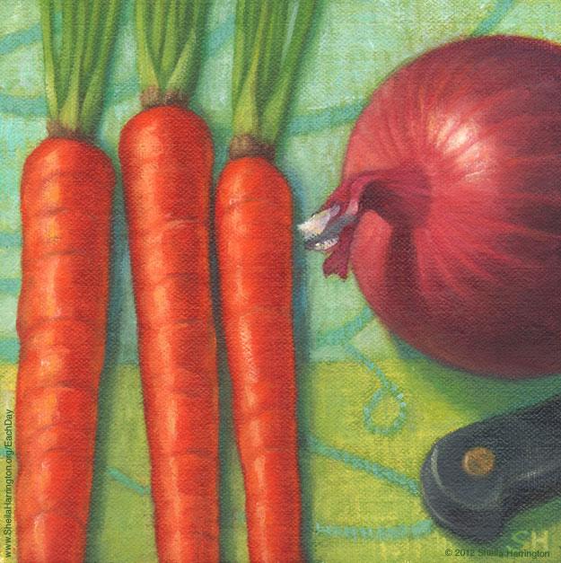 Carrots&RedOnion
