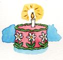 CakeDaisies