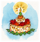 CakeChrysanth