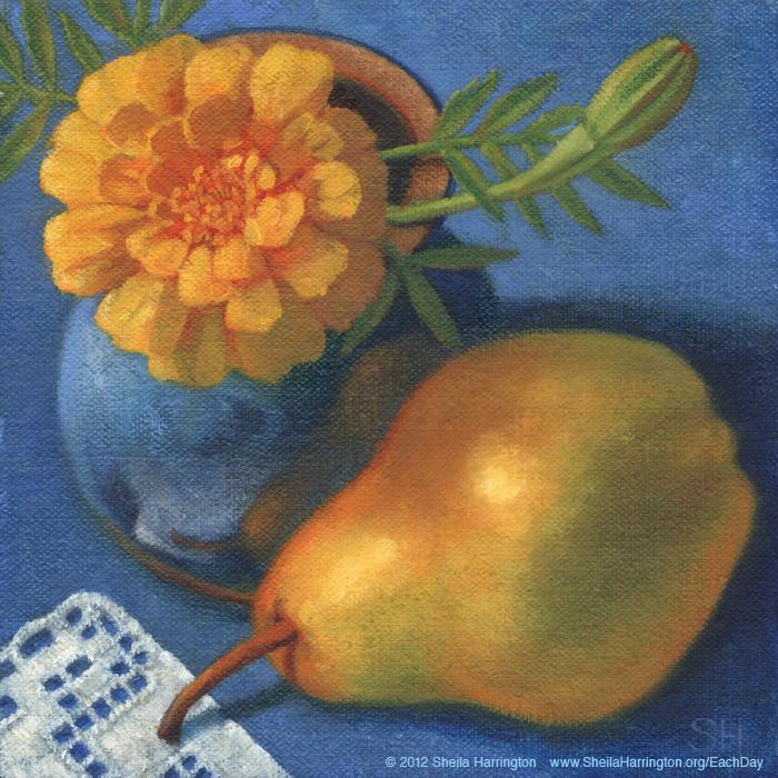 Marigold&YellowPear