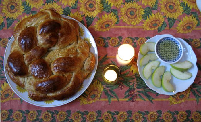Challah&Apples