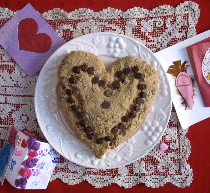 ValentineScone