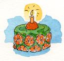 CakeOranges