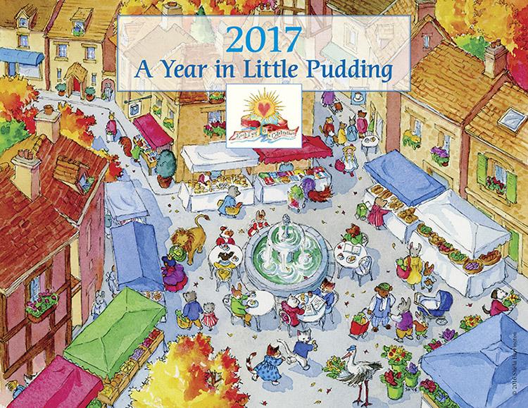 2017calendarlittlepuddingcover1