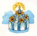 cakeflowersribbons